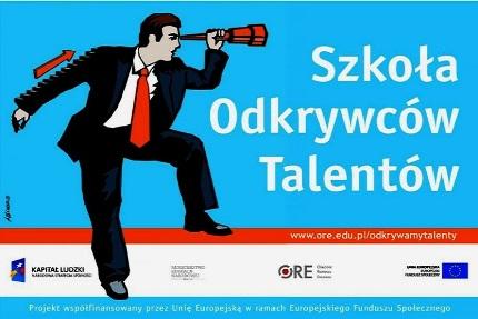 odkrywca talentow