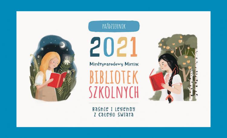 miesiąc bibliotek 2021
